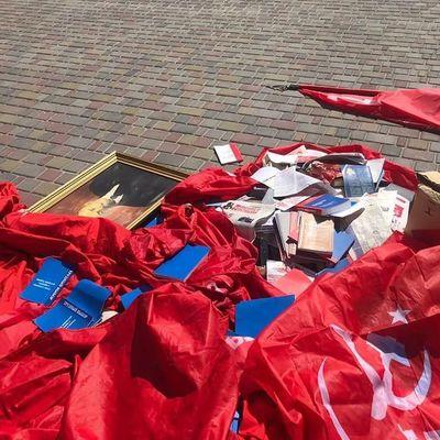 На Полтавщине обнаружили подпольный офис Компартии