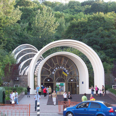Киевский фуникулер возобновит работу