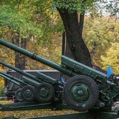 Киевлян предупреждают о пушечных залпах