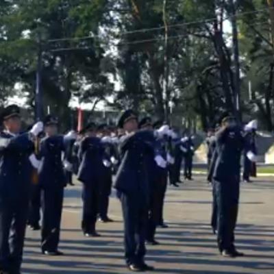 Пограничники устроят флешмоб на Софийской площади