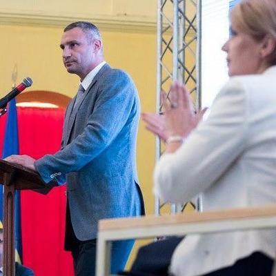 Кличко: На внедрение Новой украинской школы мы выделили значительно больше, чем другие регионы (видео)