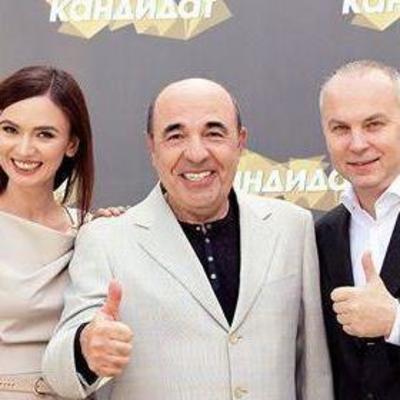 Первый выпуск шоу «Кандидат» Вадима Рабиновича стал рекордным по просмотрам