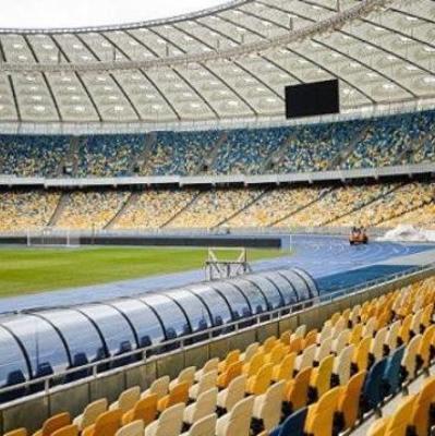На «Олимпийском» киевские умники хотят поставить мировой рекорд