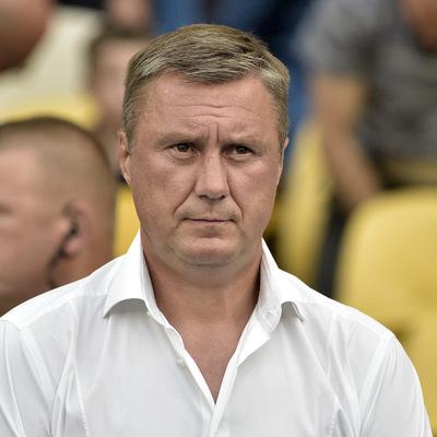 Главный тренер киевского