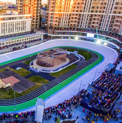 «Гран При Киева»: на Киевском велотреке впервые состоятся международные соревнования