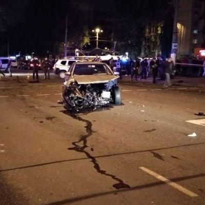 Жуткая ДТП в Одессе: несколько человек погибли (фото)