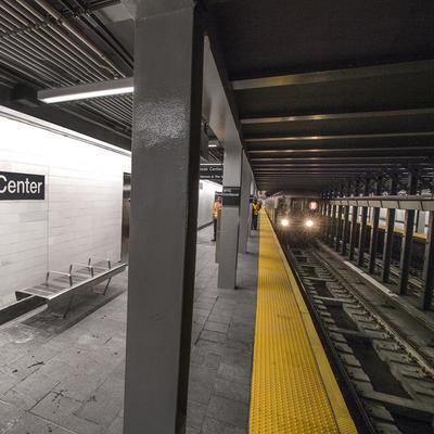 В Нью-Йорке открыли станцию метро, разрушенную во время терактов 11 сентября