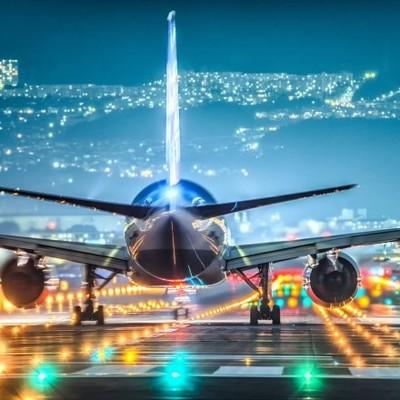 Киевляне требуют запретить ночные полеты самолетов в столичном аэропорту