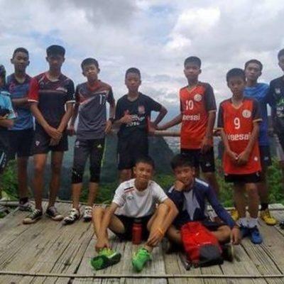 В Тайланде снимут фильм о пропавшей в пещере детской футбольной команде