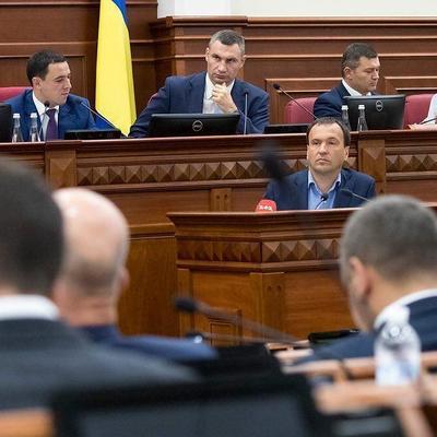 Кличко: Киевсовет проголосовал за решение, которое вернет киевлянам горячую воду