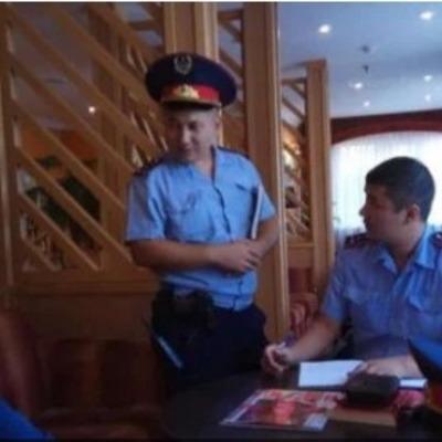 В Казахстане задержали украинского журналиста