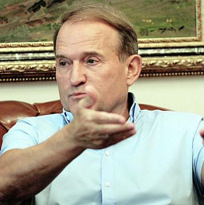 Сенсация: Медведчук назвал телевизионщикам имя единого кандидата