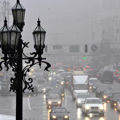 Погода в столице: готовьте теплые вещи