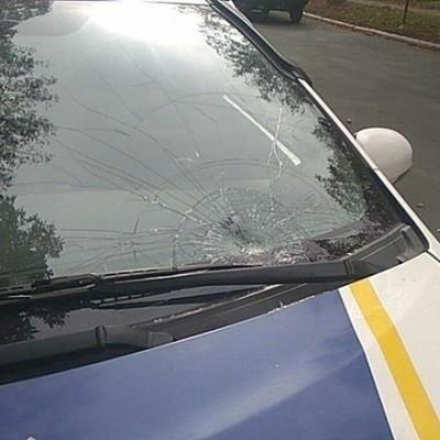 В Донецкой области полицейские сбили женщину на пешеходном переходе