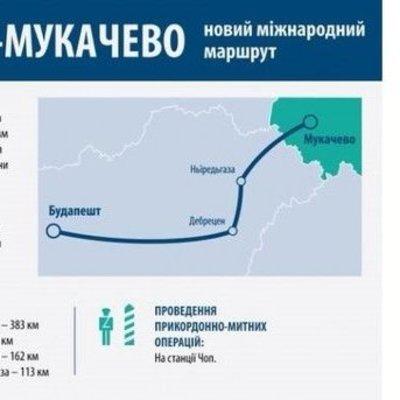 «Укрзализныця» запустит еще один международный поезд