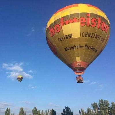 В Умани проходит международный фестиваль воздушных шаров (фото)