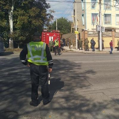 В оккупированном Донецке произошел взрыв, пострадал кандидат на пост главаря «ДНР» - СМИ (фото)