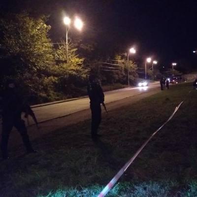 Ночь в Киеве: преступники кинули в полицейских гранату, есть погибший