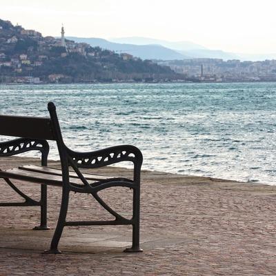 В Италии немец попытался украсть морскую воду