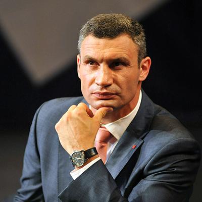 Виталий Кличко удивил декламаторскими способностями (видео)