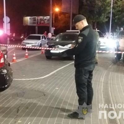 Стрельба в Одессе: подозреваемые задержаны