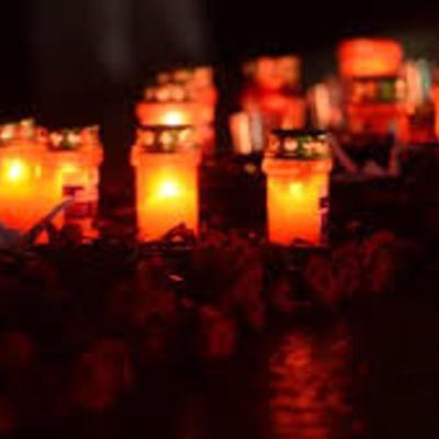 Сегодня в центре Киева зажгут тысячу свечей