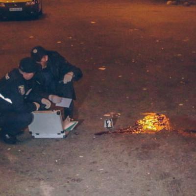 """Около парка """"Киото"""" в Киеве произошла драка со стрельбой"""