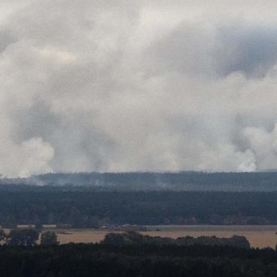 Интенсивность взрывов на арсенале вблизи Ични уменьшилась – Минобороны