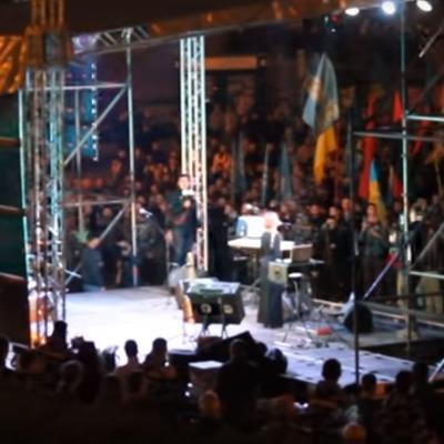 В Киеве во время марша УПА установлен рекорд (видео)