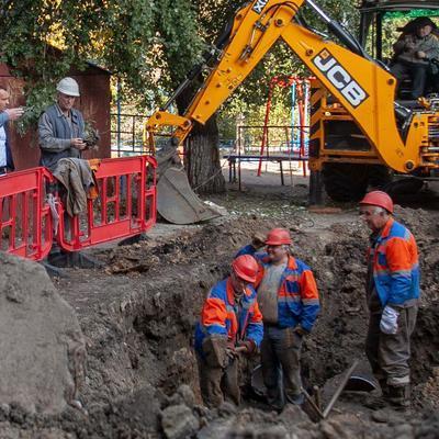 КГГА: Поставка горячей воды в дома киевлян восстановлена в полном объеме