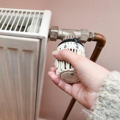 В Киеве часть жилых домов уже подключили к отоплению