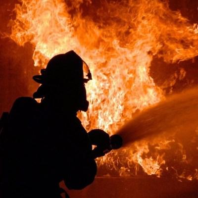 Под Киевом погибла семья во время ночного пожара