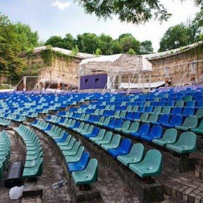 Зеленый театр в Киеве будут сдавать в аренду