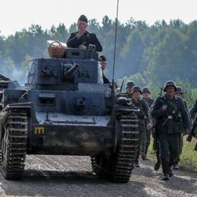 В России каскадера раздавило танком на съемках фильма о «крепком русском духе»