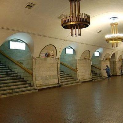 В киевском метро подростки распылили газ, есть пострадавшие