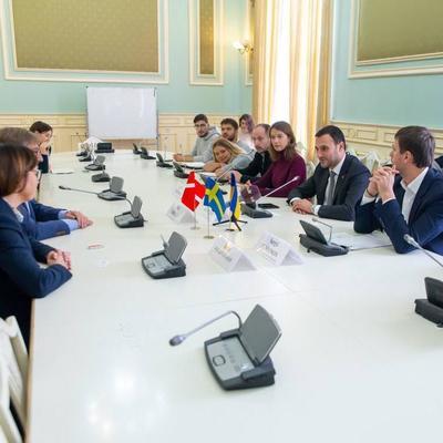 Киев позаимствует опыт Дании и Швеции в формировании велопространства в большом городе - КГГА