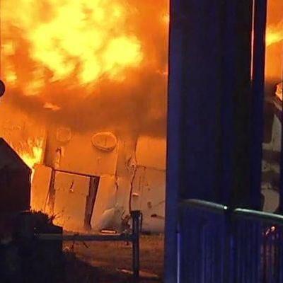 Владелец «Лестер Сити» разбился на вертолете - BBC