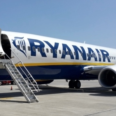 В воскресенье Ryanair начнет полеты из Киева в 5 стран