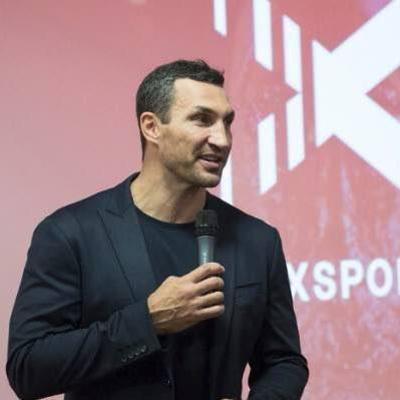 Владимир Кличко презентовал портал, где можно узнать все спортивные секции и школы в Украине