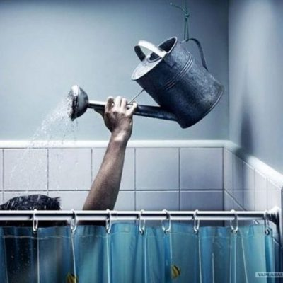 В Киеве требуют компенсации за отсутствие горячей воды