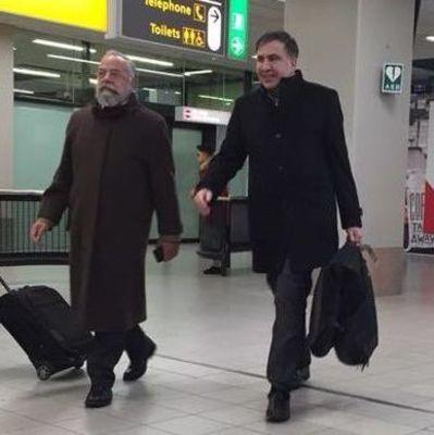 Саакашвили заявил о готовности вернуться в Грузию
