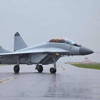 В Египте разбился российский истребитель