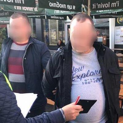 В Киеве по подозрению во взяточничестве задержали четырех сотрудников «Киевтранспарксервиса»