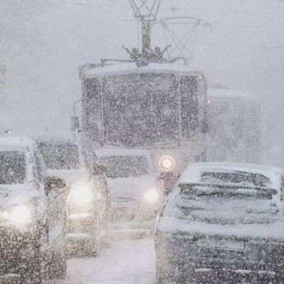 Синоптик: в Украину идет зима