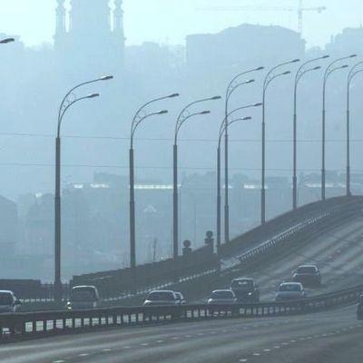 Гололед на дорогах Киева сегодня обещают синоптики