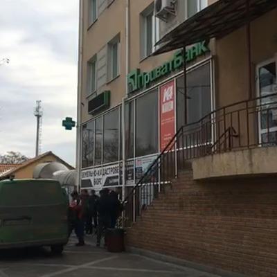 У инкассаторов в Ирпине украли почти 2 миллиона гривень