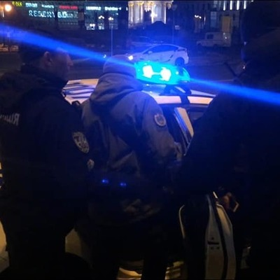 Полиция атаковала активистов возле Дома профсоюзов (видео)