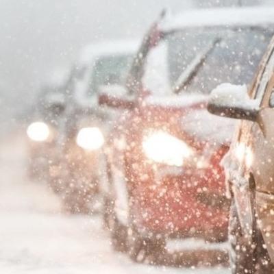 В воскресенье часть страны накроет мокрый снег и дождь