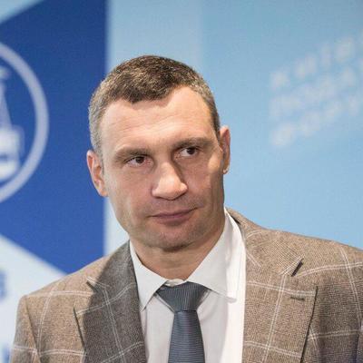 Кличко: Мы должны делать все для признания геноцида украинского народа
