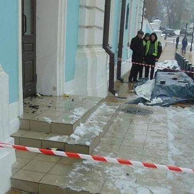 Задержан мужчина, который пытался поджечь Андреевскую церковь